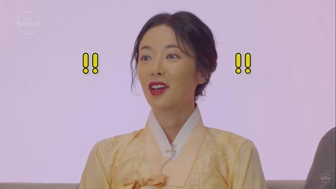 Dàn sao Mystic Pop-up Bar bật mí 1001 bí mật: Hwang Jung Eum là con gái Long Vương, Yook Sung Jae sâu sắc dữ thần - ảnh 12