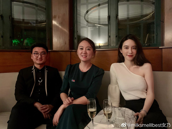Vợ chủ tịch Taobao vừa được ví như tiên nữ đồng quê Lý Tử Thất phiên bản sang chảnh thì kẻ thứ 3 vội khoe ảnh chứng minh đẳng cấp? - ảnh 8
