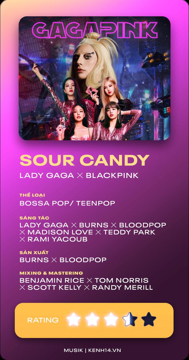 Sour Candy - Viên kẹo chua kết hợp đậm vị và đầy mê hoặc của US-UK POP và KPOP - ảnh 5