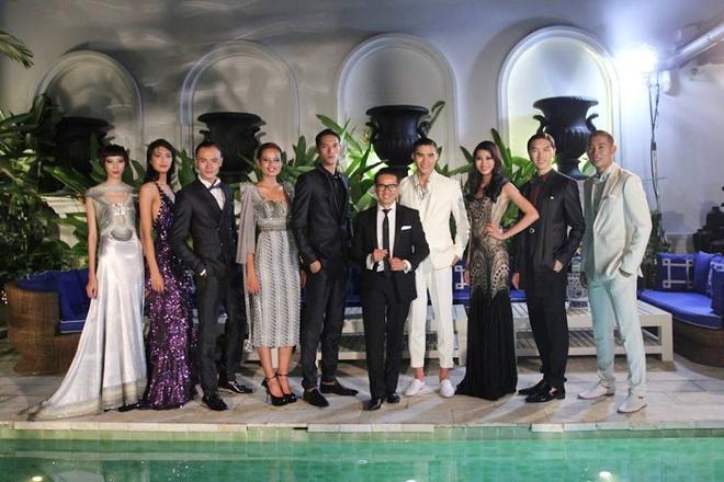 Bạn trai CEO màu tím của Người ấy là ai từng tham gia Vietnam's Next Top Model với 2 vai trò đặc biệt! - ảnh 4