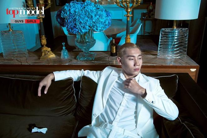 Bạn trai CEO màu tím của Người ấy là ai từng tham gia Vietnam's Next Top Model với 2 vai trò đặc biệt! - ảnh 16