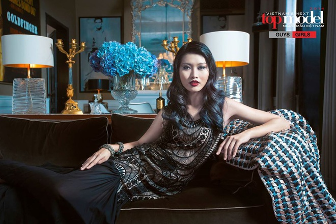 Bạn trai CEO màu tím của Người ấy là ai từng tham gia Vietnam's Next Top Model với 2 vai trò đặc biệt! - ảnh 17