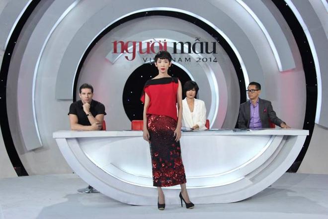 Bạn trai CEO màu tím của Người ấy là ai từng tham gia Vietnam's Next Top Model với 2 vai trò đặc biệt! - ảnh 7