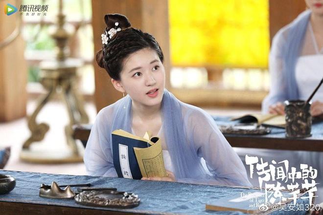 Ngất lịm loạt khoảnh khắc xinh như mộng của Triệu Lộ Tư ở Trần Thiên Thiên Trong Lời Đồn - ảnh 8