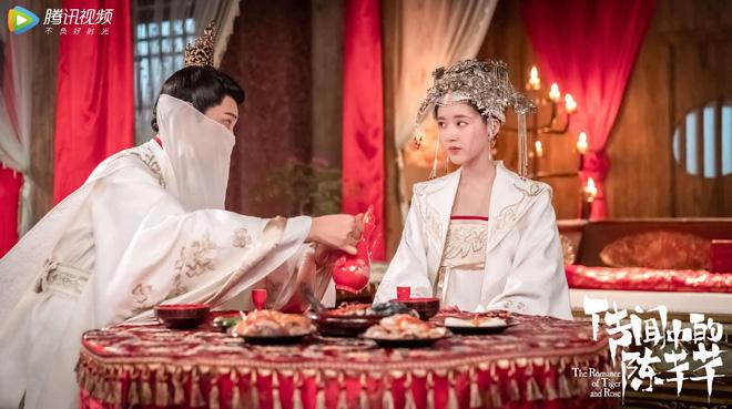 Ngất lịm loạt khoảnh khắc xinh như mộng của Triệu Lộ Tư ở Trần Thiên Thiên Trong Lời Đồn - ảnh 5