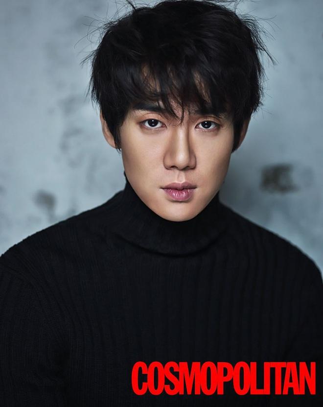 30 diễn viên Hàn hot nhất hiện nay: Dàn cast Thế Giới Hôn Nhân thầu top 3, Lee Min Ho có thua 2 tài tử Hospital Playlist? - ảnh 5