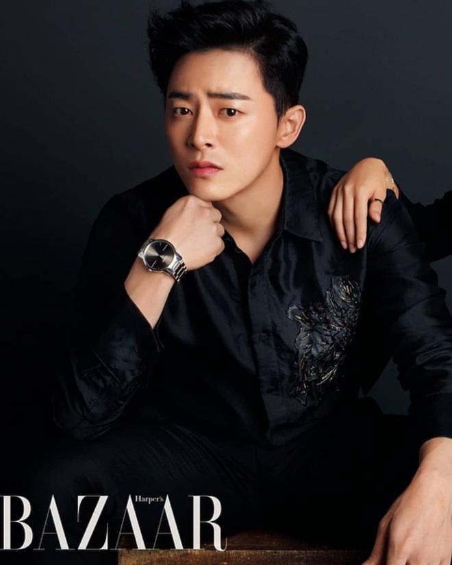 30 diễn viên Hàn hot nhất hiện nay: Dàn cast Thế Giới Hôn Nhân thầu top 3, Lee Min Ho có thua 2 tài tử Hospital Playlist? - ảnh 4