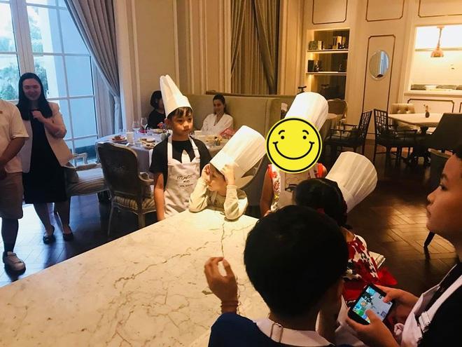 Đang bầu bí, Hà Hồ vẫn đưa con trai đi vui chơi cuối tuần: Nhan sắc mẹ bầu qua camera thường gây chú ý! - ảnh 2
