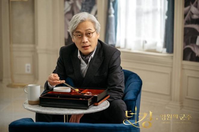 Giải mã 9 tình tiết ở Quân Vương Bất Diệt tập 13: Lee Min Ho xuyên không đường nào, Kim Go Eun vì sao hôn nam phụ? - ảnh 6
