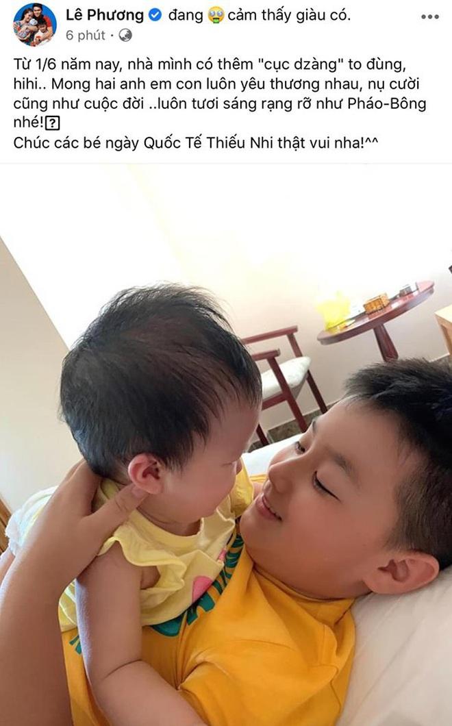 Sao Vbiz đồng loạt khoe ảnh ngày bé nhân dịp 1⁄6: Dàn Hoa hậu nhan sắc ấn tượng nhưng sành điệu nhất chắc là Hà Hồ rồi! - Ảnh 16.