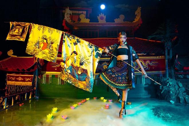 Chân dung Tuesday khiến Bích Phương bị ăn một cú lừa: Hóa ra là người quen từ Vietnam's Next Top Model! - ảnh 14