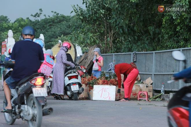 Ảnh: Hoa quả với giá rẻ giật mình đổ bộ khắp vỉa hè Hà Nội - ảnh 5