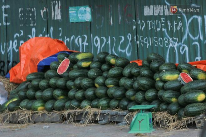 Ảnh: Hoa quả với giá rẻ giật mình đổ bộ khắp vỉa hè Hà Nội - ảnh 8