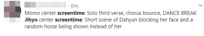 """Rapper của TWICE hát nhiều hơn cả main vocal, Tzuyu và thành viên được """"push"""" hụt tưởng """"tàng hình"""" mà vẫn chưa """"thảm"""" bằng Jihyo trong MV mới - ảnh 3"""