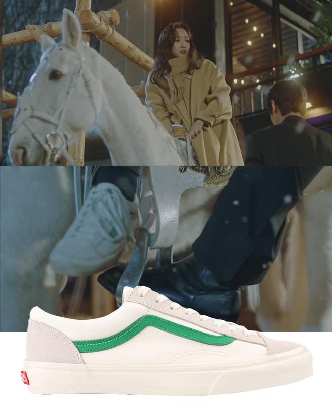 Quân Vương Bất Diệt có xịt thì dân tình vẫn mãn nhãn trước bộ sưu tập sneaker bình dân đi vào lịch sử của Kim Go Eun - ảnh 6