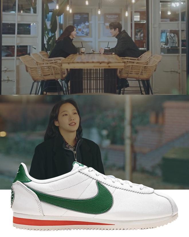 Quân Vương Bất Diệt có xịt thì dân tình vẫn mãn nhãn trước bộ sưu tập sneaker bình dân đi vào lịch sử của Kim Go Eun - ảnh 7