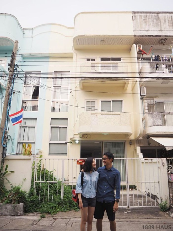 Có được căn nhà khá xinh, cặp đôi trẻ còn chịu chi tân trang toàn bộ và cho ra kết quả mỹ mãn khiến dân tình trầm trồ - Ảnh 1.