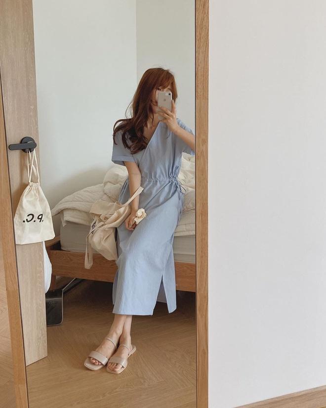 5 mẫu váy cứ diện lên là hack dáng gầy đi vài kg tức thì, chiều cao cũng được cải thiện đáng kể - Ảnh 3.