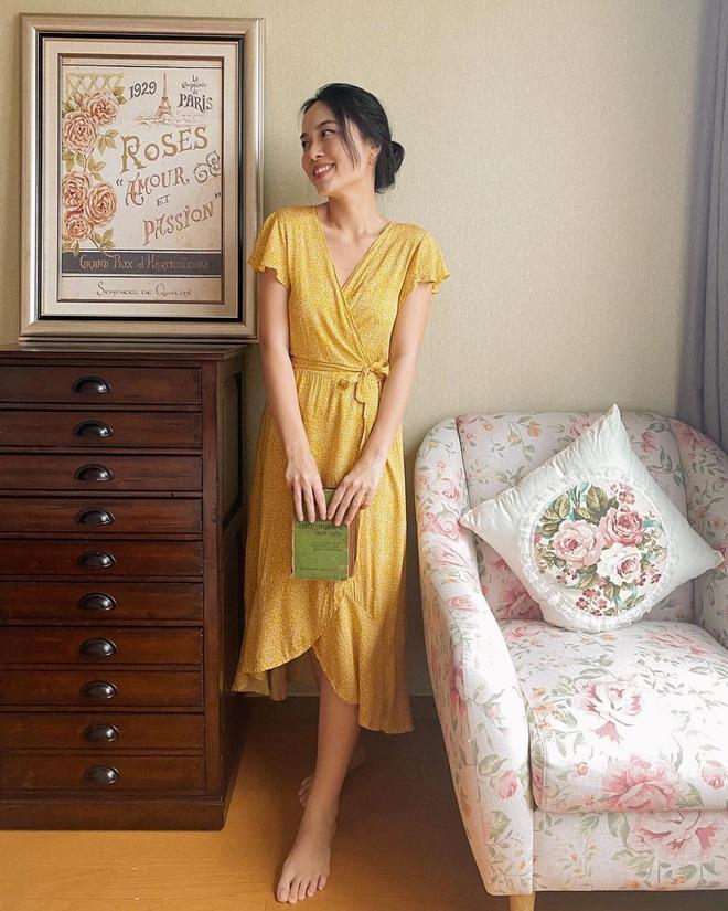 5 mẫu váy cứ diện lên là hack dáng gầy đi vài kg tức thì, chiều cao cũng được cải thiện đáng kể - Ảnh 5.
