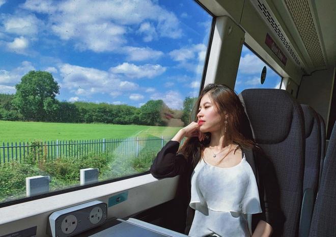 Nhìn Quỳnh Anh được chồng chiều, bạn gái giàu sụ của hậu vệ CLB Hà Nội cũng háo hức muốn bầu theo - ảnh 7