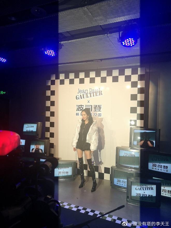 Vẫn biết những sao nữ này chân dài cân mọi outfit nhưng xem ảnh hậu trường vẫn phải sốc, hack não nhất là thánh body Lee Da Hee - ảnh 12