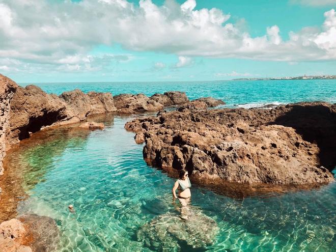 """Một hòn đảo """"bí ẩn"""" của Việt Nam xuất hiện đẹp như thiên đường, dù mới chỉ nhìn qua ảnh thôi đã thấy mê rồi - Ảnh 1."""