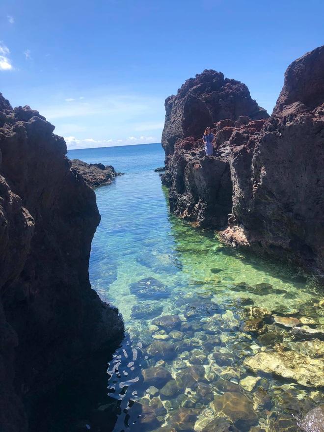 """Một hòn đảo """"bí ẩn"""" của Việt Nam xuất hiện đẹp như thiên đường, dù mới chỉ nhìn qua ảnh thôi đã thấy mê rồi - Ảnh 5."""