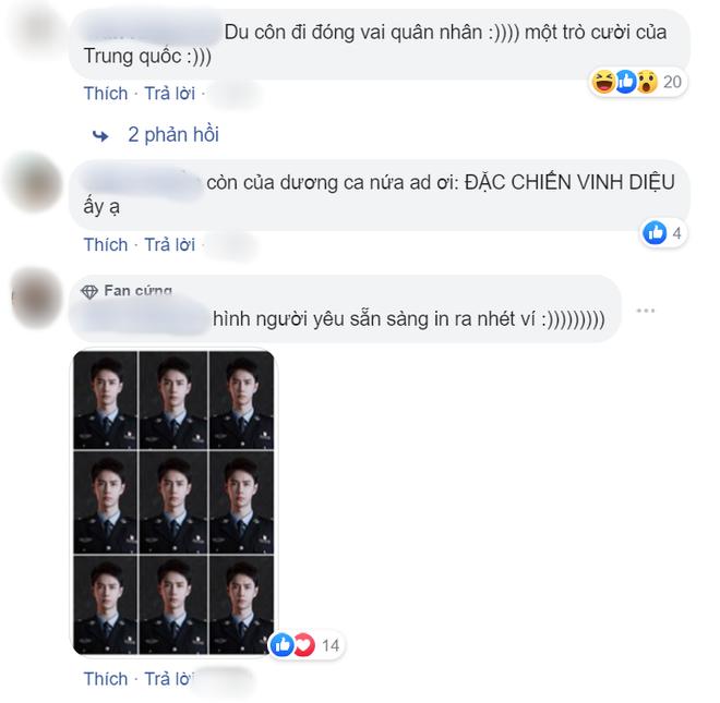 Netizen xuýt xoa trước 6 anh quân nhân điển trai Hoa Ngữ ở loạt phim sắp lên sóng: Hoàng Cảnh Du phù hợp nhất nhưng lại bị vướng phốt? - ảnh 8
