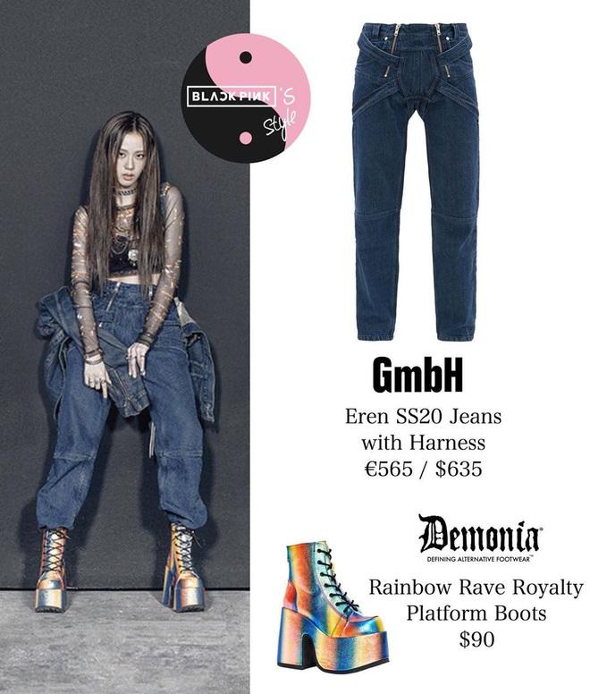 Tổng giá trị trang phục của Black Pink trong MV mới là 3,3 tỷ nhưng riêng đồ cho Jennie đã 2,5 tỷ - Rosé tiếp tục là người thiệt thòi nhất? - Ảnh 11.