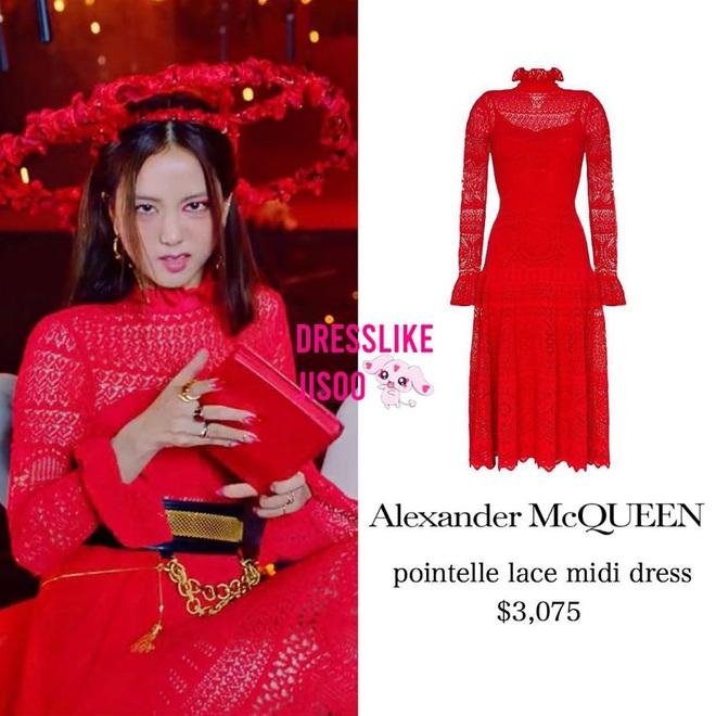 Tổng giá trị trang phục của Black Pink trong MV mới là 3,3 tỷ nhưng riêng đồ cho Jennie đã 2,5 tỷ - Rosé tiếp tục là người thiệt thòi nhất? - Ảnh 10.