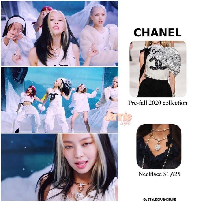 Tổng giá trị trang phục của Black Pink trong MV mới là 3,3 tỷ nhưng riêng đồ cho Jennie đã 2,5 tỷ - Rosé tiếp tục là người thiệt thòi nhất? - Ảnh 2.