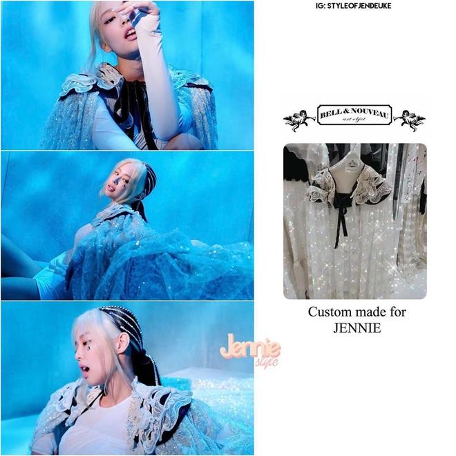 Tổng giá trị trang phục của Black Pink trong MV mới là 3,3 tỷ nhưng riêng đồ cho Jennie đã 2,5 tỷ - Rosé tiếp tục là người thiệt thòi nhất? - Ảnh 5.