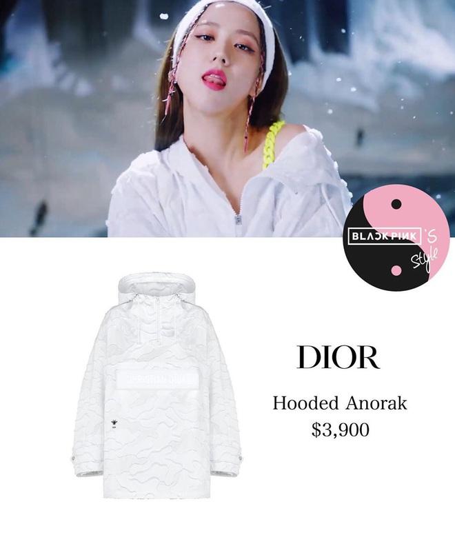 Tổng giá trị trang phục của Black Pink trong MV mới là 3,3 tỷ nhưng riêng đồ cho Jennie đã 2,5 tỷ - Rosé tiếp tục là người thiệt thòi nhất? - Ảnh 12.