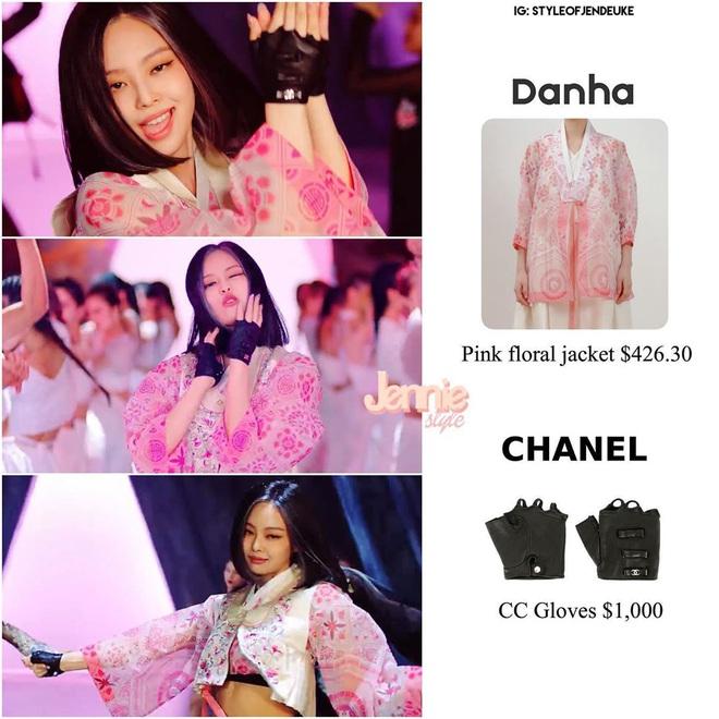Tổng giá trị trang phục của Black Pink trong MV mới là 3,3 tỷ nhưng riêng đồ cho Jennie đã 2,5 tỷ - Rosé tiếp tục là người thiệt thòi nhất? - Ảnh 4.