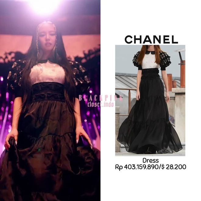 Tổng giá trị trang phục của Black Pink trong MV mới là 3,3 tỷ nhưng riêng đồ cho Jennie đã 2,5 tỷ - Rosé tiếp tục là người thiệt thòi nhất? - Ảnh 3.