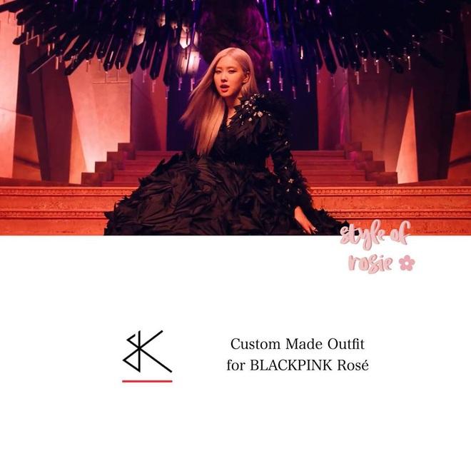 Tổng giá trị trang phục của Black Pink trong MV mới là 3,3 tỷ nhưng riêng đồ cho Jennie đã 2,5 tỷ - Rosé tiếp tục là người thiệt thòi nhất? - Ảnh 16.