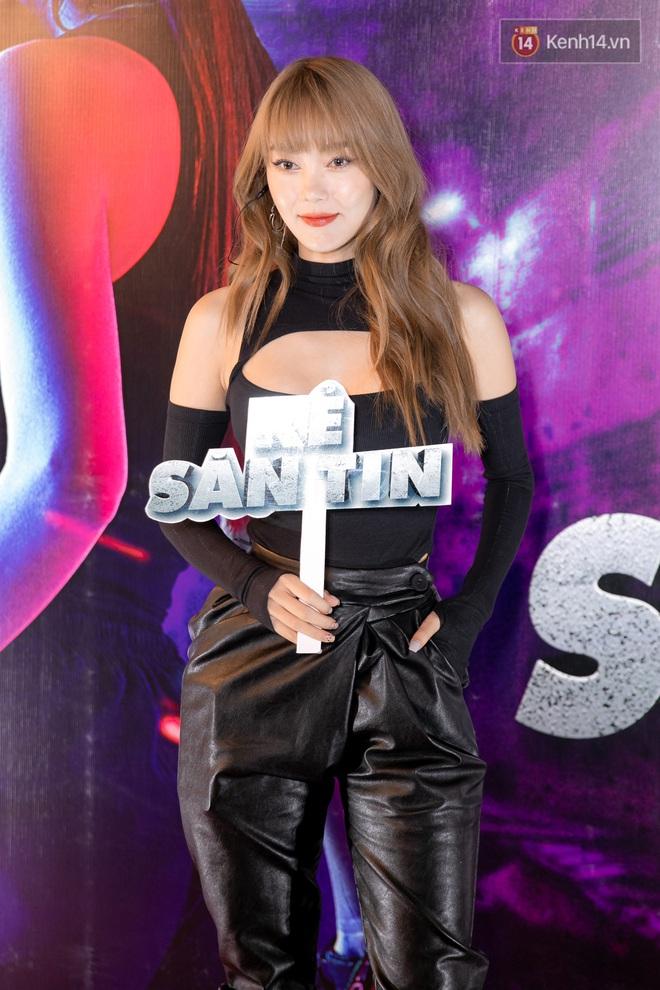Minh Hằng tuyên bố không ngại đối đầu BLACKPINK, tự đoán lá thư nặc danh chỉ là trò đùa ở họp báo web drama mới - ảnh 1