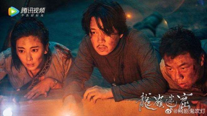 5 phim Trung có lượt xem cao nhất đầu 2020: Bom tấn của Địch Lệ Nhiệt Ba đứng đầu, Trần Thiên Thiên bỗng dưng mất hút - ảnh 10