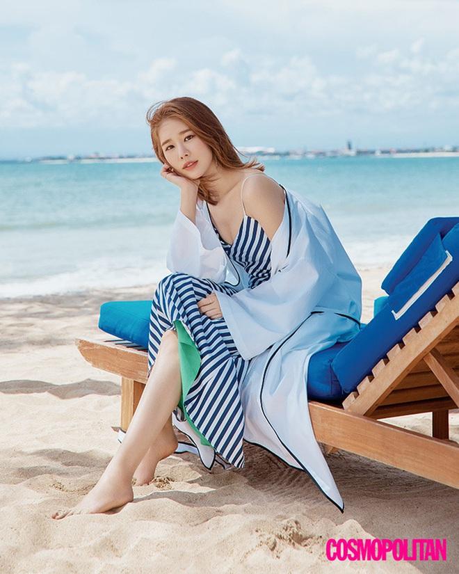 Yoo In Na chia sẻ 3 bài tập giúp cô nàng đốt cháy mỡ thừa ở vùng bụng, duy trì body thon gọn, săn chắc - ảnh 3