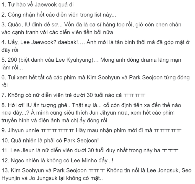 Top diễn viên truyền hình được săn đón nhất xứ Hàn: Kim Soo Hyun vượt Hyun Bin, Lee Min Ho còn không được nhắc đến - ảnh 4