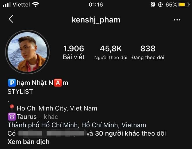 Lượng follow của Kenshj Phạm tuột dốc không phanh sau cú lừa dưới gốc mít lúc nửa đêm - ảnh 5