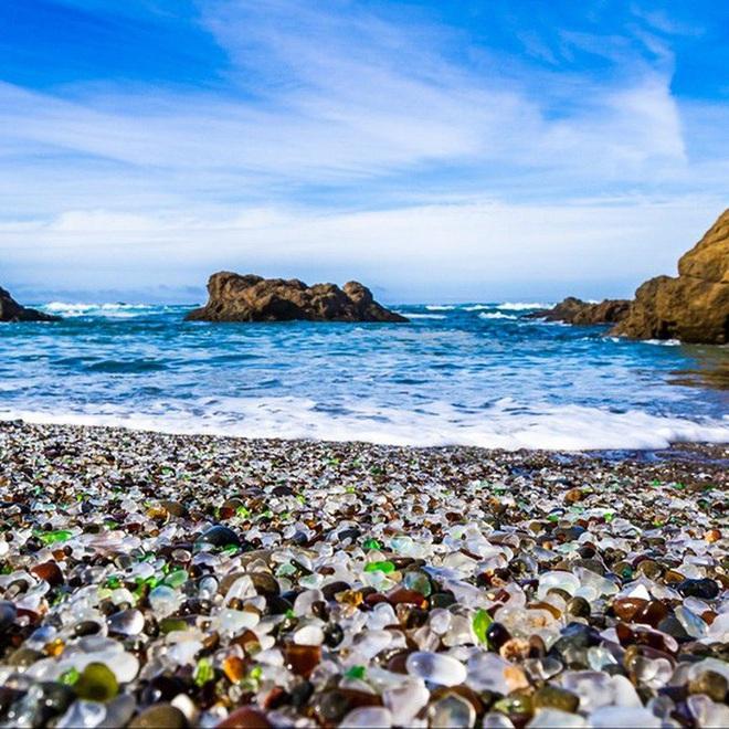 Không tin vào mắt mình trước 15 bãi biển độc nhất hành tinh, nơi nào cũng sở hữu vẻ đẹp ngỡ chỉ có trong trí tưởng tượng - Ảnh 4.