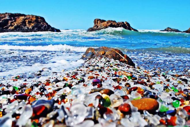Không tin vào mắt mình trước 15 bãi biển độc nhất hành tinh, nơi nào cũng sở hữu vẻ đẹp ngỡ chỉ có trong trí tưởng tượng - Ảnh 5.