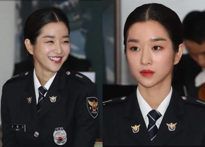 Ngạc nhiên chưa, khùng nữ thích là đánh Seo Ye Ji ở Điên Thì Có Sao ngoài đời lại là cảnh sát thứ thiệt! - ảnh 4