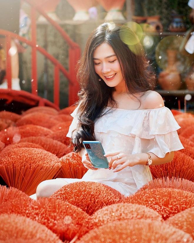 Thêm gái Việt được khen trên báo Trung, lần này là Chù Disturbia - hot girl Sài Gòn nổi tiếng 10 năm trước - Ảnh 7.