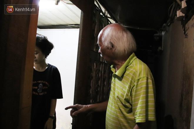 Cụ ông để lại di chúc căn nhà 12 tỷ ở Sài Gòn cho người nghèo che mưa nắng dù có vợ con đuề huề - ảnh 9