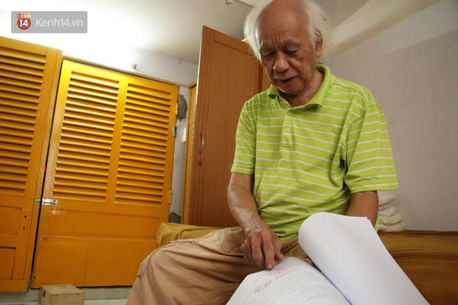 Cụ ông để lại di chúc căn nhà 12 tỷ ở Sài Gòn cho người nghèo che mưa nắng dù có vợ con đuề huề - ảnh 7