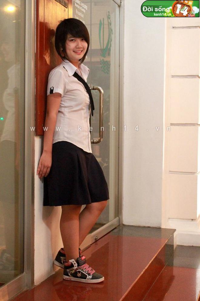 Thêm gái Việt được khen trên báo Trung, lần này là Chù Disturbia - hot girl Sài Gòn nổi tiếng 10 năm trước - ảnh 2