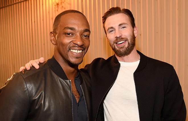 Captain America da màu chỉ trích Marvel phân biệt chủng tộc, netizen kêu: Anh làm quá! - ảnh 10