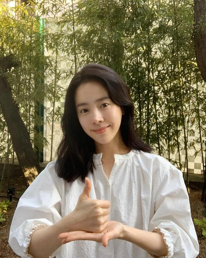 U40 như Han Ji Min nhờ trung thành với thứ nước detox này nên body luôn gọn gàng, nhan sắc mãi trẻ trung - ảnh 2